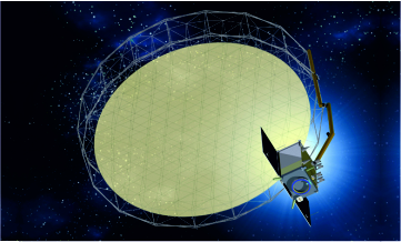 Deployable Space Antenna